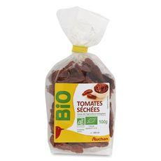 AUCHAN BIO Tomates séchées 100g