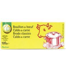 POUCE Pouce bouillon de boeuf 12 cubes 120g