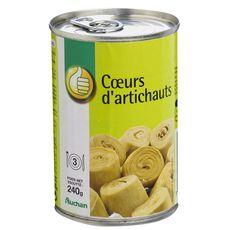 Pouce coeurs d'artichauts 240g