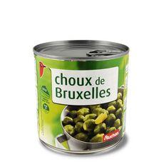 AUCHAN Choux de Bruxelles 265g