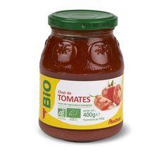AUCHAN BIO Auchan Bio chair de tomates 400g 400g