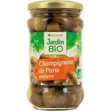 JARDIN BIO ETIC Champignons de Paris entiers 280g