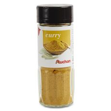 AUCHAN Curry 45g