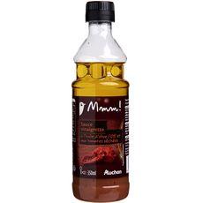 Gourmet AUCHAN MMM! Sauce vinaigrette à l'huile d'olive et tomates séchées