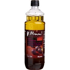 AUCHAN MMM! Sauce vinaigrette à l'huile d'olive et vinaigre balsamique 75cl