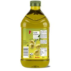 Auchan huile d'olive extra-vierge 2l