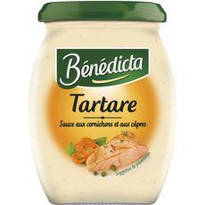 Bénédicta BENEDICTA Sauce tartare aux cornichons et aux câpres