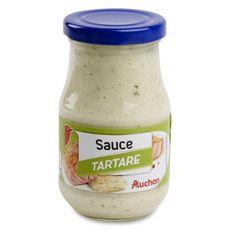 AUCHAN Sauce tartare 240g