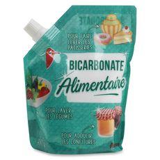AUCHAN Bicarbonate alimentaire 400g