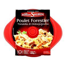 William Saurin les cocottes poulet sauce forestière 400g