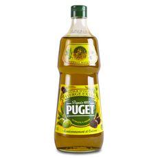 Puget Huile d'olive vierge extra cuisson et assaisonnement 1l