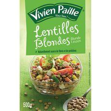 Vivien Paille Lentilles blondes 500g