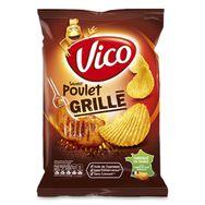 Vico chips saveur poulet grillé 120g