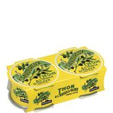 Connetable Le Savoureux thon à l'huile d'olive 2x160g