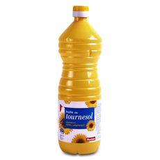 Auchan huile de tournesol 1l