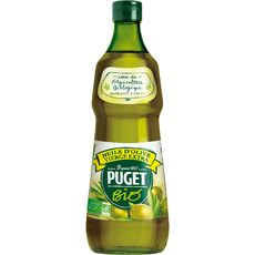 PUGET Puget Huile d'olive vierge extra bio 75cl 75cl