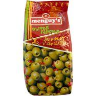 Menguy's olives au piment espelette 150g