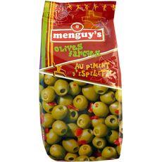Menguy's Olives farcies au piment d'espelette 240g