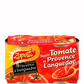 Buitoni Zapetti sauce tomate de provence 2x190g