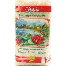 RIZ DU MONDE Riz du Monde riz long blanc parfumé lotus 1kg 1kg