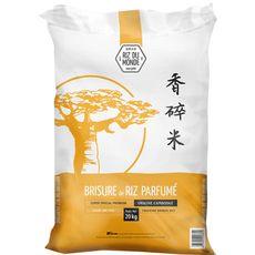 RIZ DU MONDE Riz du Monde brisure de riz parfumé super spécial 20kg