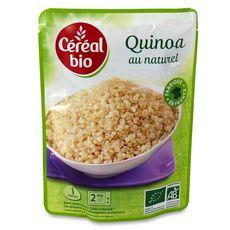 Céréal Bio quinoa doypack 220g