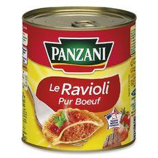 Panzani Ravioli pur bœuf 800g