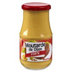 AUCHAN Moutarde de Dijon forte 440g