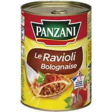 PANZANI Panzani Ravioli bolognaise, viande bovine française 400g 1 personne 400g