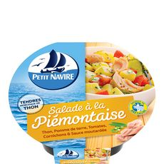 PETIT NAVIRE Salade à la piémontaise 220g