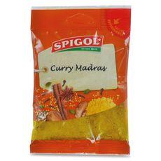 Spigol Curry madras 70g
