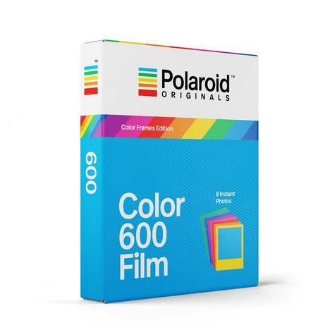 POLAROID Color 600 Film - Papier photo cadre photo couleur