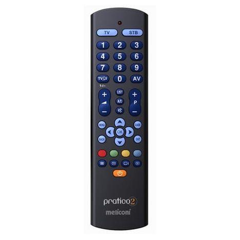 MELICONI Pratico 2 - Télécommande et coque