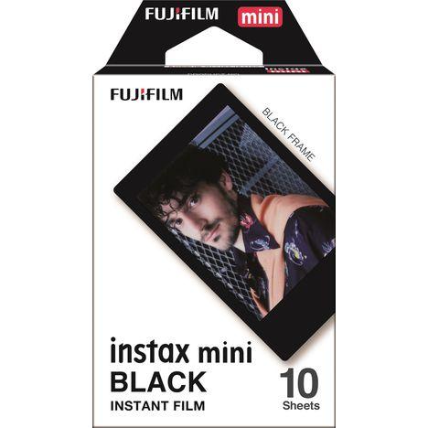 FUJIFILM Films Instax Mini Black - Cadre noir