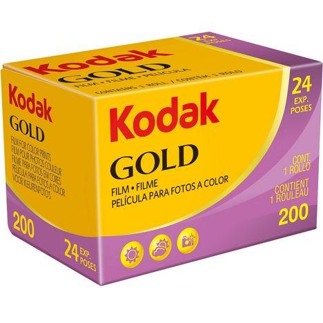 KODAK GOLD - Pellicule 200 ASA