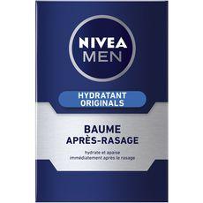 Nivea Men baume après rasage hydratant 100ml