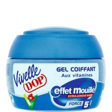 Vivelle Dop gel coiffant effet mouillé 150ml