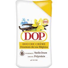 Dop Douceurs de nos régions crème de douche vanille 250ml
