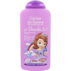 CORINE DE FARME Corine de Farme gel douche minnie princesse sofia 250ml