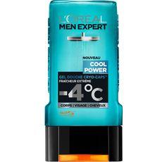L'OREAL Men Expert Cool Power Gel douche 300ml