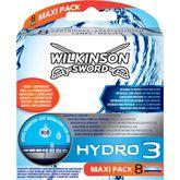 Wilkinson Wilkinson Sword rasoirs jetables avec diffuseur de gel hydratant x8