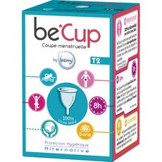 Be' Cup BE'CUP Coupe menstruelle taille 2