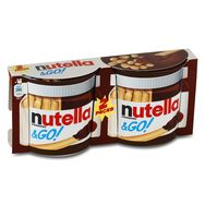 Nutella & Go! x2 -104g