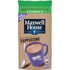 Maxwell House max cappuccino Milka 335g