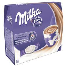Milka Dosette de chocolat X7-164,5