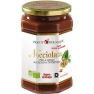 Nocciolata pâte à tartiner bio cacao et noisettes 700g