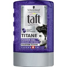 Taft styling gel titane 300ml