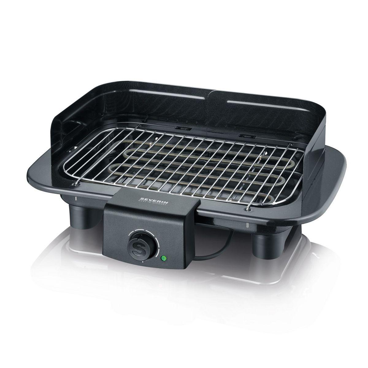 SEVERIN Gril barbecue électrique PG9710