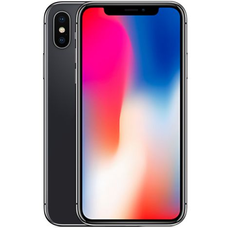 APPLE Iphone X - 64 Go - 5,8 pouces - Gris