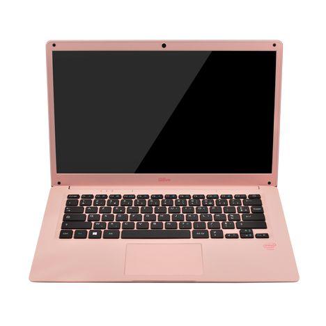 Auto Financement Maison >> Ordinateur portable W10 CLOUDBOOK - 32 Go - Rose QILIVE ...